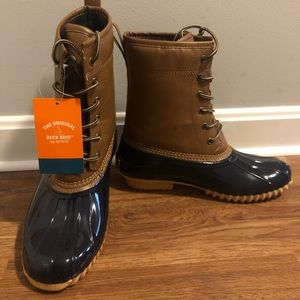 The Original Duck Boot by Sporto size 8